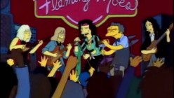 """The Simpsons Rock! The Best Rock &  Roll Moments From """"The Simpsons"""""""