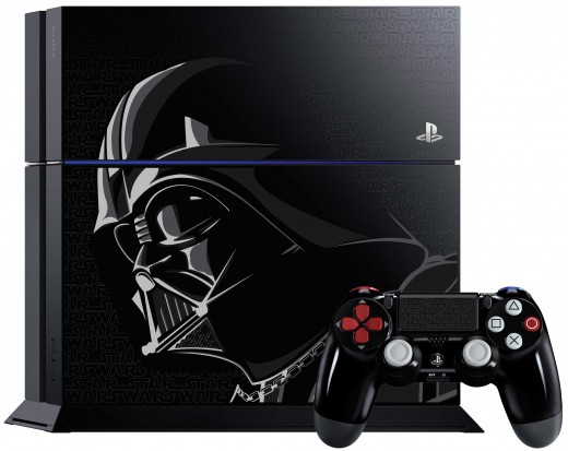 (PlayStation 4 Console) - Star Wars Edition