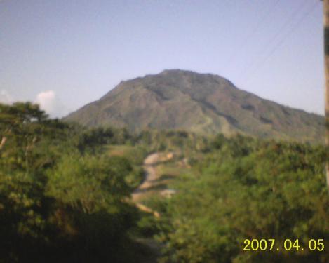 The majestic Mt. Mayapay (Courtesy of: http://mindanao.blog.co.uk/2007/04/07/a_closer_look_at_mt_mayapay~2048092/)