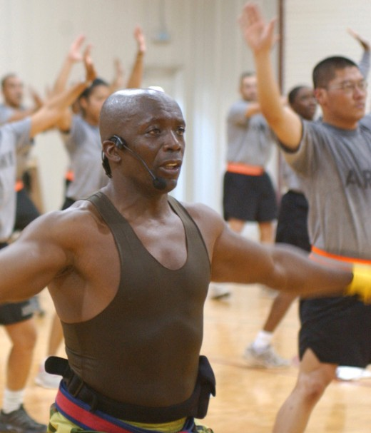 """Where I am today, is where my mind and will put me, where I am tomorrow is where my mind will put me."" - Billy Blanks"