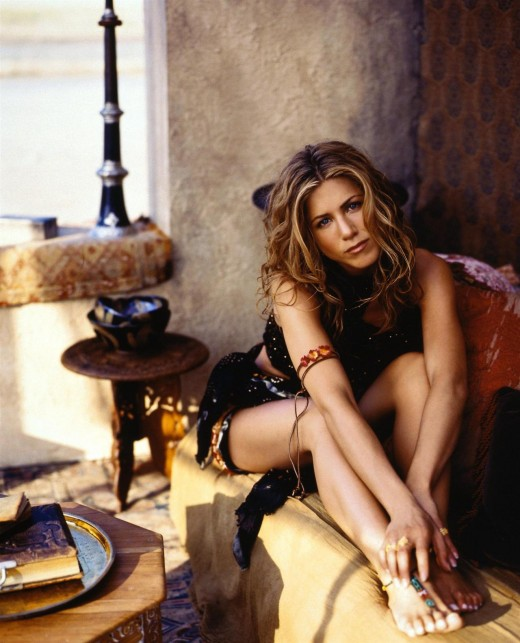 Jennifer Aniston glamour