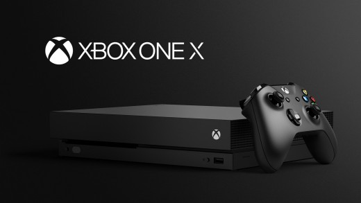 A perfect look at Xbox One X