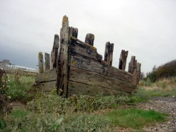 Sussex's Haunted Shipwreck