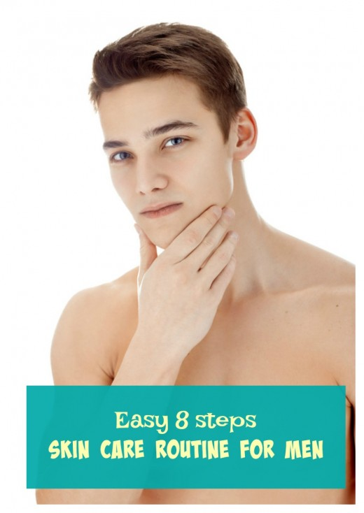 Great skin care tips and routine for men to keep the skin looking its best