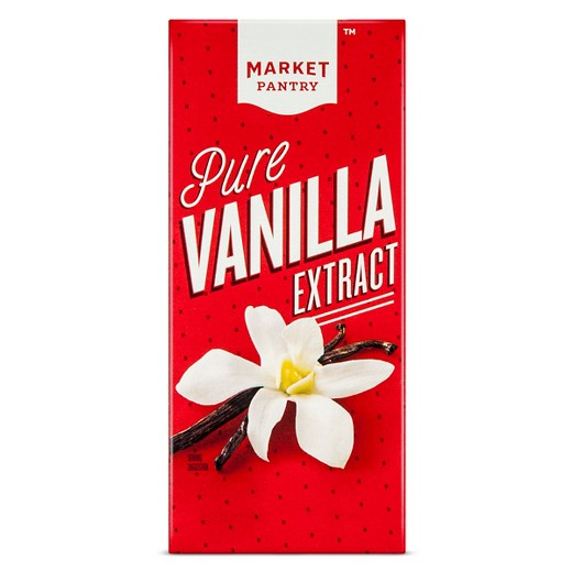 1/2 teaspoon of Vanilla Extract