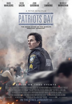 Patriots Day (2016) Film Review