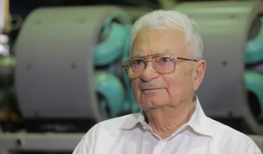 Russian Nuclear Physicist Yuri Tsolakovich Oganessian