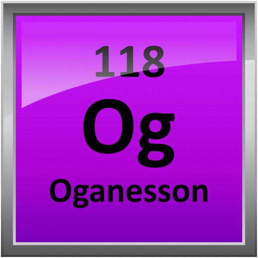 This is the element 118 and that is Oganesson