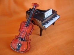 I Play the Piano. Can I Teach Myself to Play the Violin?