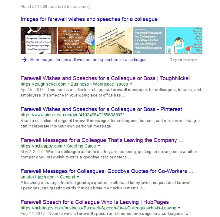 This Article on Hubpages Ranked Higher Than the One on