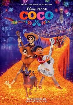 Miguel's November Journey: Coco