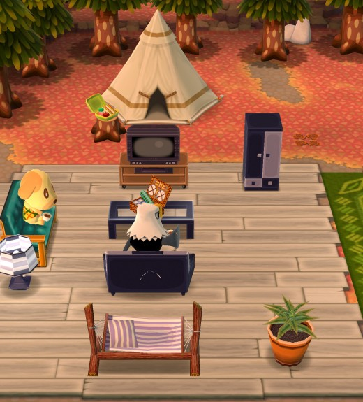 My camp.