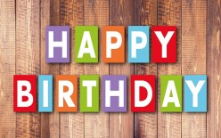 Why You Should Celebrate Your Birthday