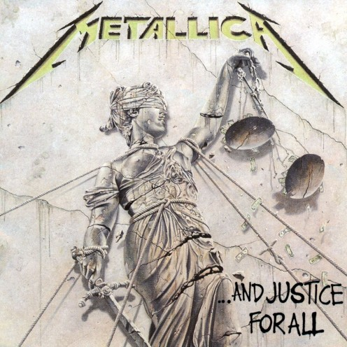 And Justice for All is another one of the band's best albums in spite of the fact that the bass guitars were tuned down.