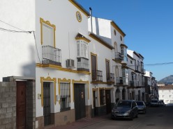 Olvera, Spain. A Place in the Sun.