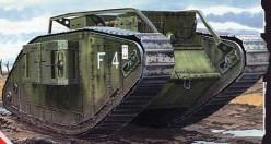 A World War I Tank Called Deborah.