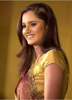 Sania Mirza Engagement Photos