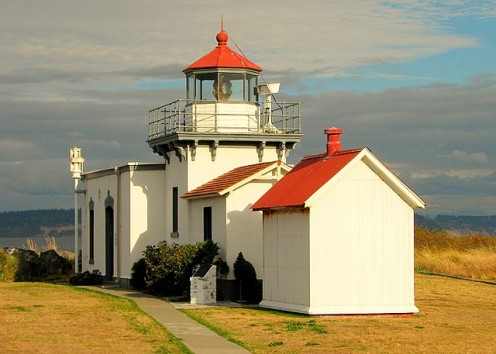 The United States Lighthouse Society, Hansville, Washington