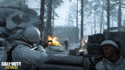 CC image - Be the hero. Be the badass. Be the veteran. Be the newbie. Play WWII, your way.
