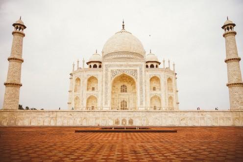 The Taj Muhal, India