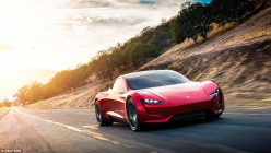 Tesla Roadster- The Wonder Car