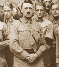 The Power of One:  What did Hitler, Hussein and the Devil Have in Common?