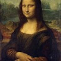Mona Lisa/da Vinci