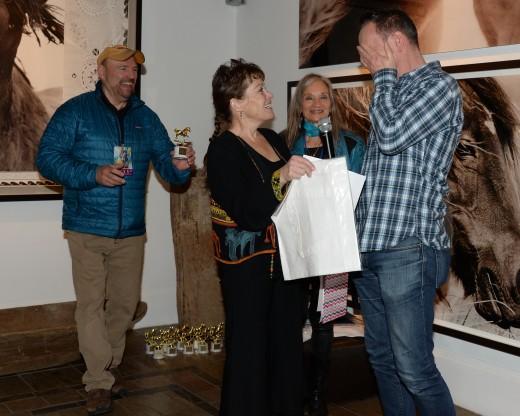 Ross Peddicord, Lisa Diersen, Diana De Rosa and Ivo Marloh.