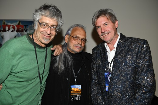 Kurt Kolaja, Paul Cohen and Tod Mesirow won Wild Horse Narrative and Best of Festival Environmental for their The Wild Ponies of Chincoteague.