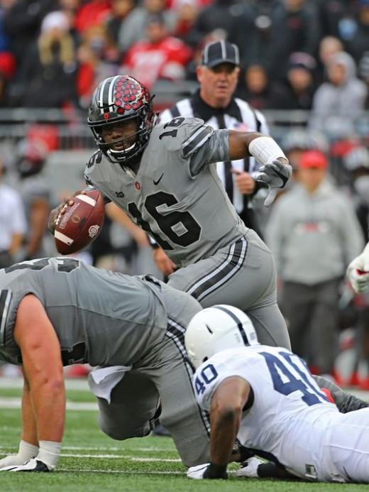 #6 Ohio State vs. #2 Penn State
