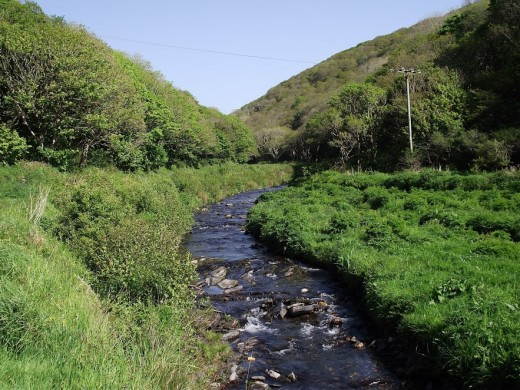Boscastle and the Valency Valley
