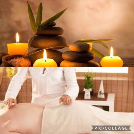 Healing by Reiki treatment