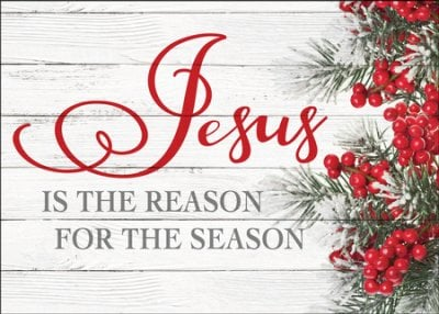 Resultado de imagen para jesus is the reason for the season images