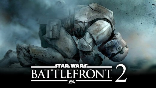 (Image - Star Wars: Battlefront II unofficial poster, Pinterest) - the top selling Star Wars game, featuring the opportunity to battle it out as either the clone troopers, rebel alliance or droid forces