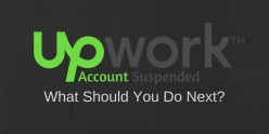 Dealing with UPwork's Message Regarding Suspension