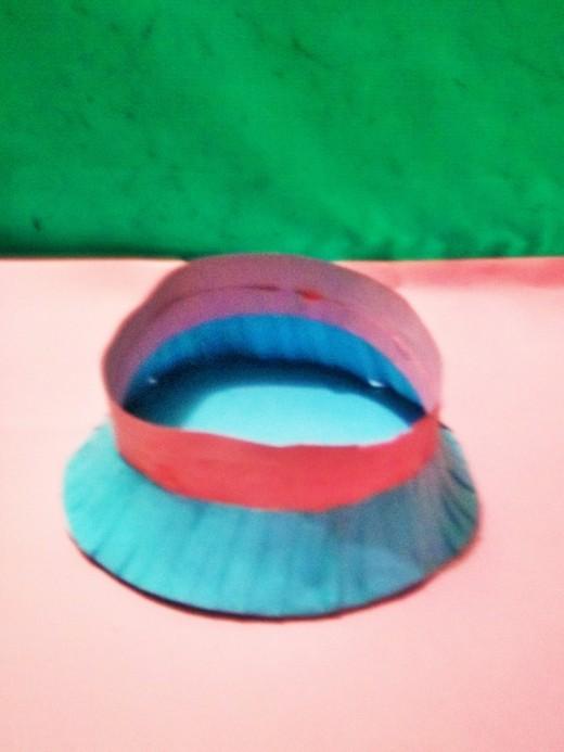 paper beret