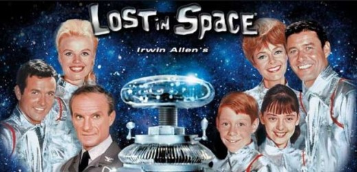 The Robinsons, Maj. West, the Robot & Dr. Smith are still out there, lost in space