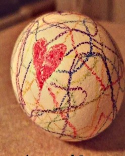 Eggshells and Diamonds