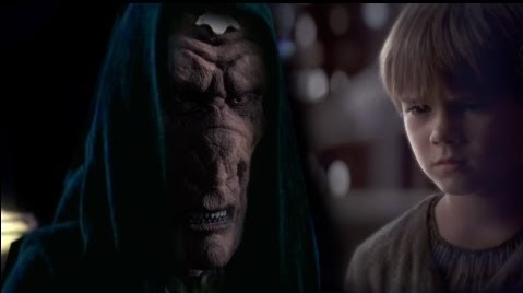 Plagueis feared that his experiments caused the Force to create Anakin Skywalker in retaliation.