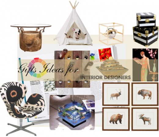 Gift ideas for an interior designer hubpages for Interior design gifts