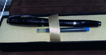Pen  engraved -  potential gift