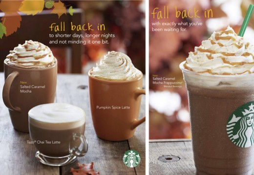Starbucks fall drinks are limitless during the fall months and they are a great pick me up