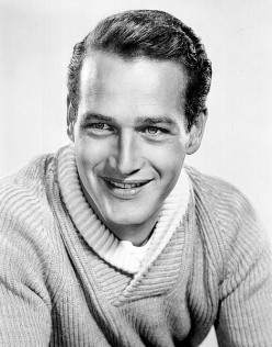 Paul Newman's Wearing of a Sweater: How the Stylish Have Fallen