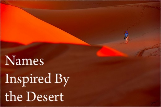 Baby Names Inspired by the Desert | WeHaveKids
