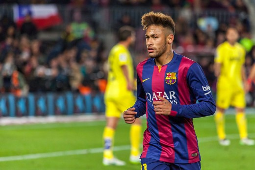 Neymar failed to set the world alight in his first season at the Nou Camp