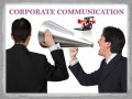 Corporate Communication & Public Relations