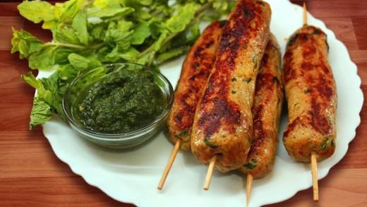 Buckwheat Kabab