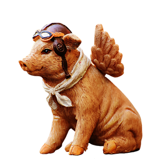 When Pigs Fly - Idiom
