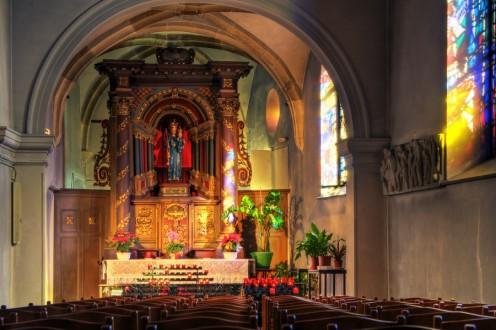Saint Michael's Church Luxembourg