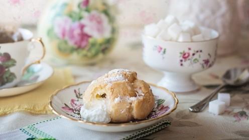 Serve pastries for dessert